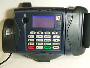 Srs Pos System With 2 Camera biometric And Bar Code Scanner Used Wow