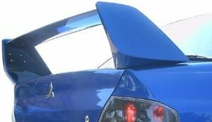 Fits Mitsubishi Lancer 2004 2007 Evo 8 Factory Style Rear Spoiler Primer