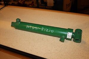 Tym Tractors Cylinder Assy Part Bt651 81210 Acquired From A Closed Distributor