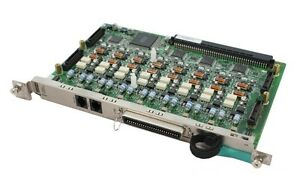 Panasonic Kx tda0181 16 Port Analog Line Card Used 2 Weeks