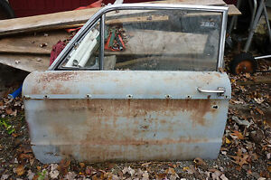 1960 1963 Ford Falcon Mercury Comet Driver Door Drivers Side Driver S Left