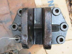 1983 International Diesel 5288 Farm Tractor Top Link 3 Point Hitch Bracket