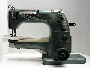 Kansai Special Dvc 202rm Feed up the arm Coverstitch Industrial Sewing Machine