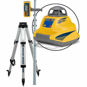 Spectra Geospatial Ll300 Laser Level Package
