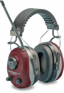Elvex Quietunes 660 Am fm Radio Earmuffs