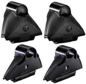 Yakima 8000124 Set Of 4 Rooftop Rack System Q Towers