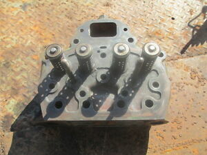 1953 John Deere 50 Cylinder Head 2 Cyl Gas 50 Free Shipping don t Need A Core