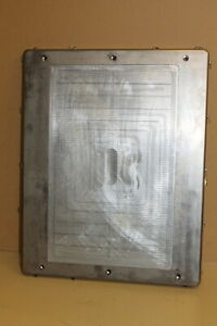 Cooling Platen For Hot Press 15 X 19 X1 Nitrogen Cooling Plate Ln2
