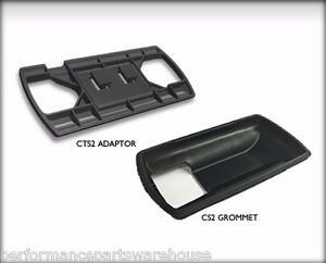 Edge Cs2 Cts2 Dash Mount Grommet Pod Adapter Only Chevy Ford Dodge Gmc