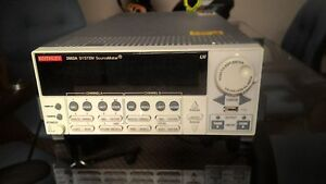 Keithley 2602a Dual channel System Sourcemeter Instrument 3a Dc 10a Pulse