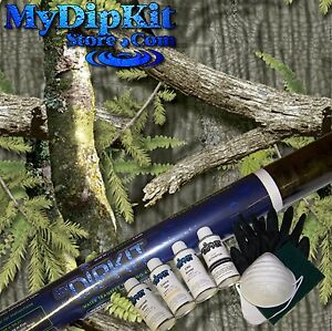 Hydrographics Dip Kit Water Transfer Swamp Hide Camo Hydro Dipping Rc 879
