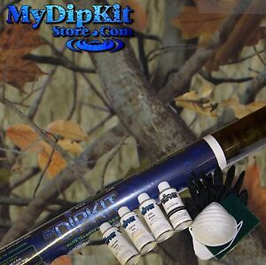 Hydrographics Dip Kit Wood N Trail Hunting Camo Hydro Dipping My Dip Kit Rc 529