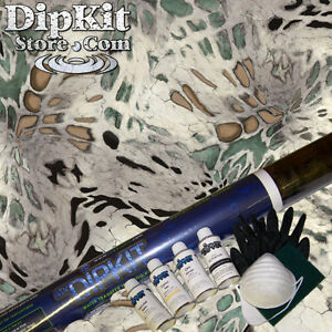 Hydrographics Dip Kit Prym1 Hc Camo Water Transfer Printing Diy Dk rc 416