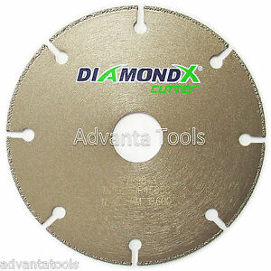 4 5 Metal Cutting Diamond Blade Cut off Wheel Type 1 For Angle Grinders