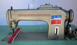 Pfaff 234 Plain Single Needle Lockstitch Reverse Industrial Sewing Machine 110v
