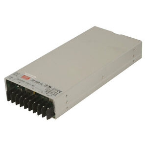 Mean Well Sp 480 24 Ac To Dc Power Supply Single Output 480 Watt Us Distributor