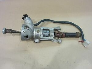 Ferrari Mondial Steering Column With Lock And Folding Key Part 112102