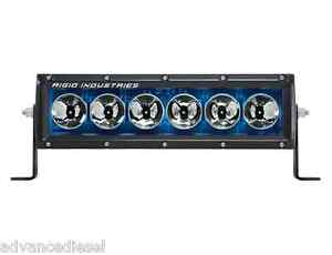 Rigid Industries Led Light Radiance Series 10 Bar Blue Lights 21001