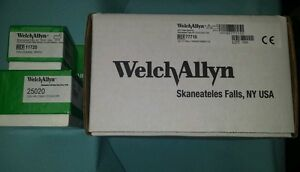 Welch Allyn 777 Transformer 11720 Opthalmoscope 20520 Otoscope