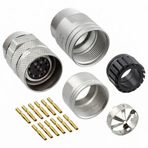Ma1cap1200m kit 12 Pos Connector Male Pins Counter clockwise Rotation