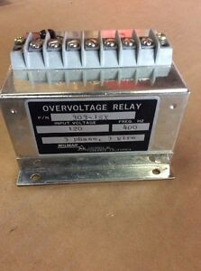 303 1sx Over Voltage Relay