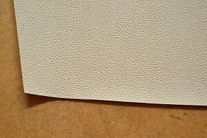 Crater Moonskin Lunar Grain Headliner Off White Vinyl By The Yard Top Quality