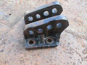 1979 White 2 105 6 Cylinder Diesel Farm Tractor 3 Point Hitch Top Bracket