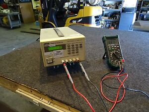Amrel Pps 10710 Programmable Dc Power Supply W Gp ib 0 7v 0 10a