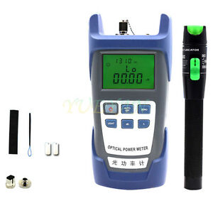 Fiber Optical Power Meter 15km 20mv Visual Fault Locator Fiber Optic Cable Ry20