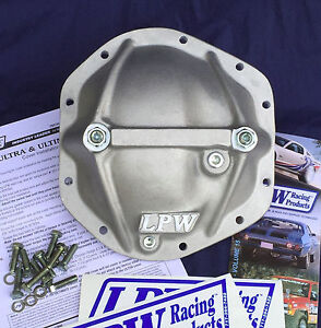 Dana 44 Aluminum Support Rear Cover Girdle Chevy Ford Dodge Jeep