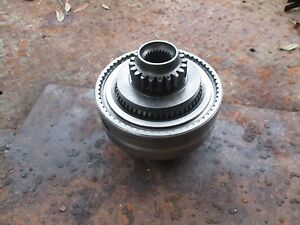 1976 Ford 6600 Diesel Farm Tractor Transmission Hub With Clutchs Free Shipping