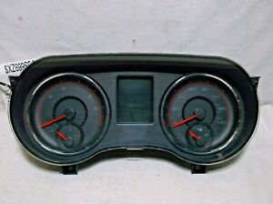11 12 Dodge Charger 3 6l 50k Speedometer instrument gauge cluster