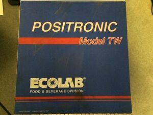 Ecolab Positronic Model Tw Chemical Feed Pump