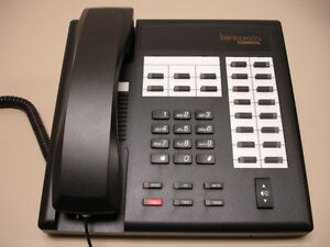 Refurbished Comdial Impression Phones Black 2122s 2122s fb