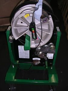 Greenlee 855 555 Quad Smart Conduit Pipe Bender 1 2 2 Emt Ridgid Imc Aluminum