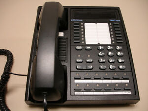 Refurbished Comdial Digitech Phones Black 7714s 7714sfb Five Available 77145