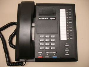 Refurbished Comdial Impact 8112s Phones Black 8112s gt 8112s fb 50 Available