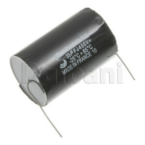 Pb mkp fc Metalized Polypropylene Mkp Audio Capacitor 400v 33uf Axial Leads