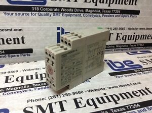 Omron Solid State Power Off Timer Relay h3dr a