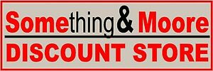 Your Custom Business Sign Vinyl Sticker Sign For Outdoor Sign 22x66