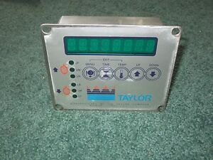 Taylor Control Panel board For Qs 24 77 Grill Griddle Press Flat Flatop Double