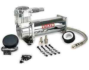 Air Lift 16444 Chrome 12 Volt Viair 444c Air Compressor 200 Psi
