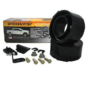Ground Force 3842 Front 2 Leveling Kit For Ford F 150 Pickup