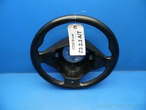 96 02 Bmw Z3 Oem Steering Wheel Stock Factory M Tech Ii M3
