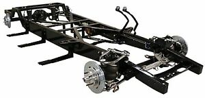 New Tci Lowrider 1947 1954 Chevrolet Pickup Complete Airride Chassis