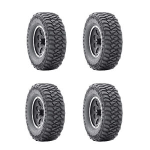 Mickey Thompson 90000024260 Baja Mtzp3 35x12 50r15lt 2 535 Lb Max Load 4 Tires