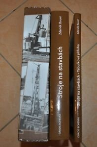 Stroje Na Stavbach 1848 1948 Story Book Excavator Dredge Narrow gauge Railway