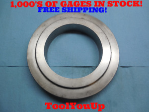5 74175 Xx Master Smooth Plain Bore Ring Gage Calibrate Dial Bore 5 750 Under