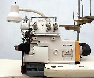 Union Special Sp161 3 thread Overlock Serger Industrial Sewing Machine Head Only