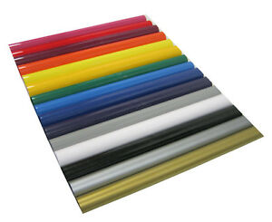 15 Colors Siser Heat Press Transfer Vinyl Kit 15 Rolls 15 X 12 Each